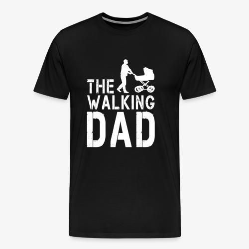 The Walking Dad V2 - Männer Premium T-Shirt
