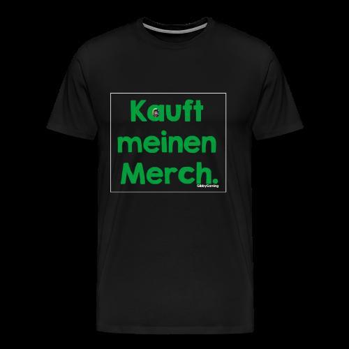 KmM mit Logo - Männer Premium T-Shirt