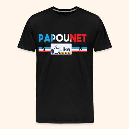 Papounet - T-shirt Premium Homme