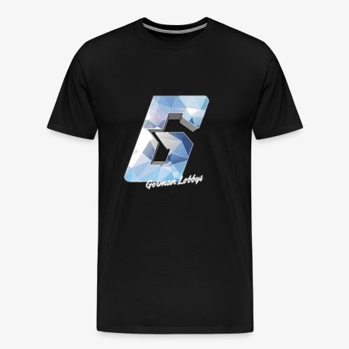 Germanlobbys Merch - Männer Premium T-Shirt