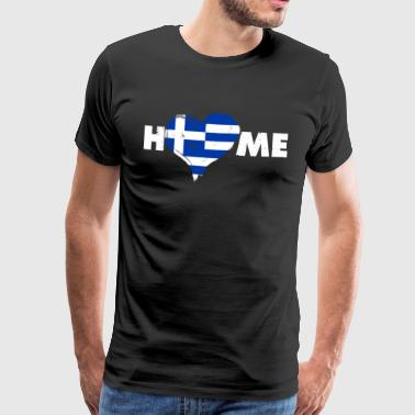 Heimatliebe Grèce - T-shirt Premium Homme