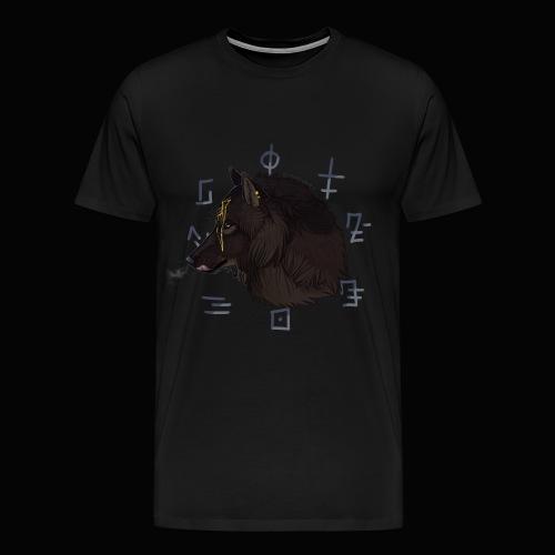 Runenmagie - Männer Premium T-Shirt
