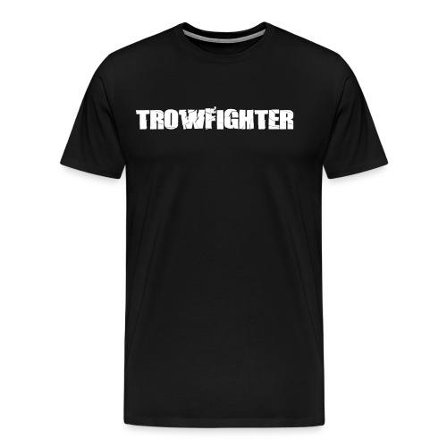 Trowfigher Legend Design - Mannen Premium T-shirt