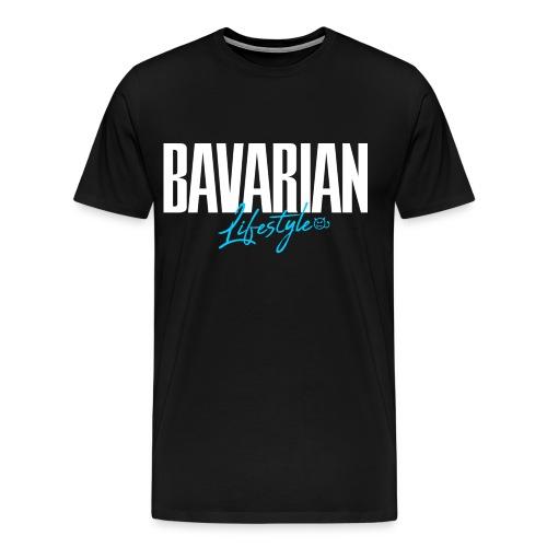 Bavarian lifestyle 2.0 - Männer Premium T-Shirt