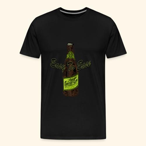 Easy to Ease - Männer Premium T-Shirt