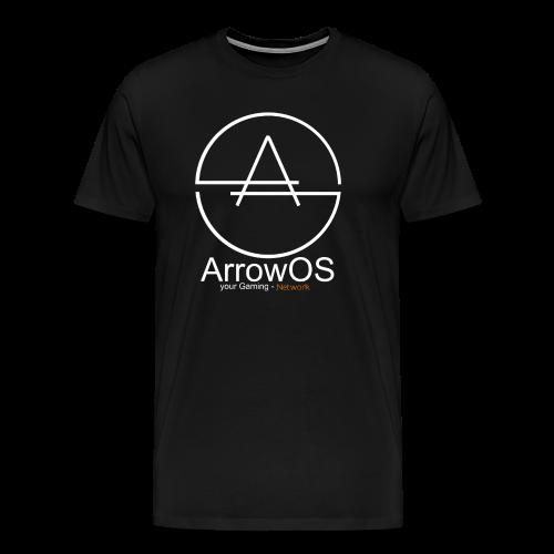 ArrowOS - Männer Premium T-Shirt
