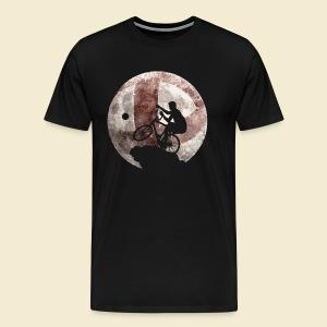 Radball   Moon - Männer Premium T-Shirt