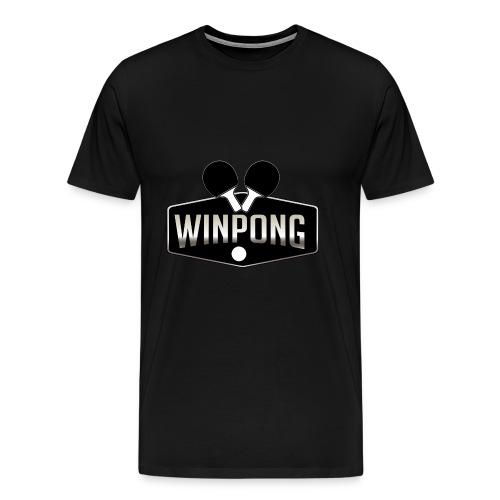 WinPong - T-shirt Premium Homme