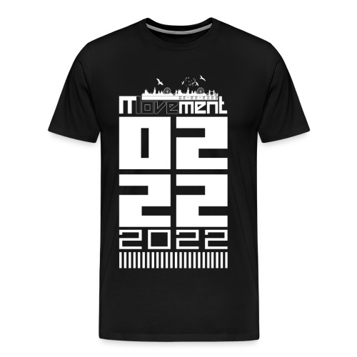 Love Movement - Men's Premium T-Shirt