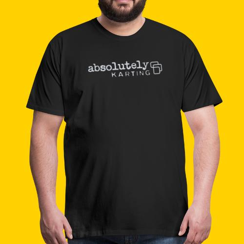 AbsolutelyKarting - Men's Premium T-Shirt