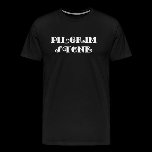 Pilgrimstone Schriftzug I - Männer Premium T-Shirt