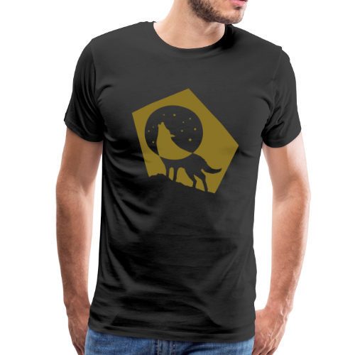 Lupus - Männer Premium T-Shirt