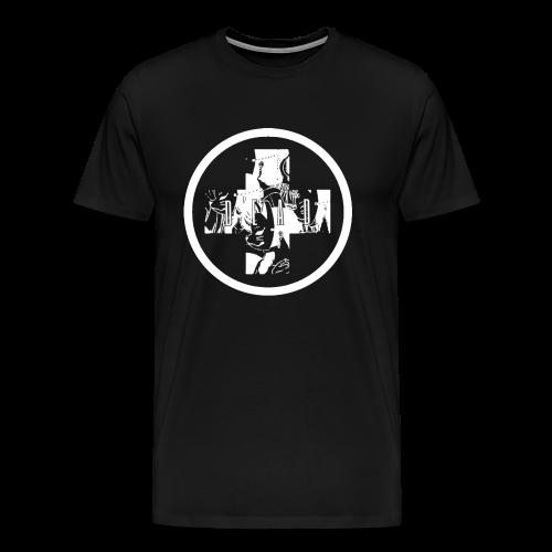 DEAD INARI BLACK - Men's Premium T-Shirt
