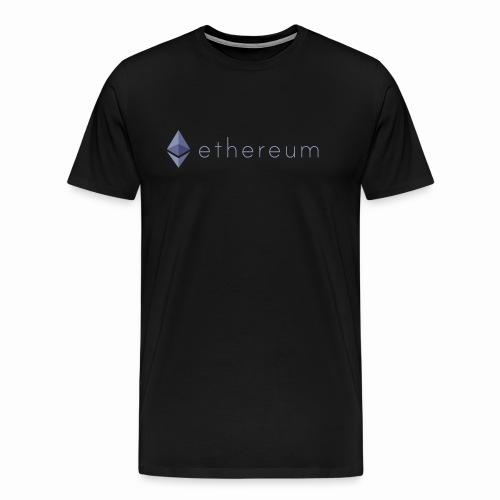 ETHEREUM Classics - Männer Premium T-Shirt