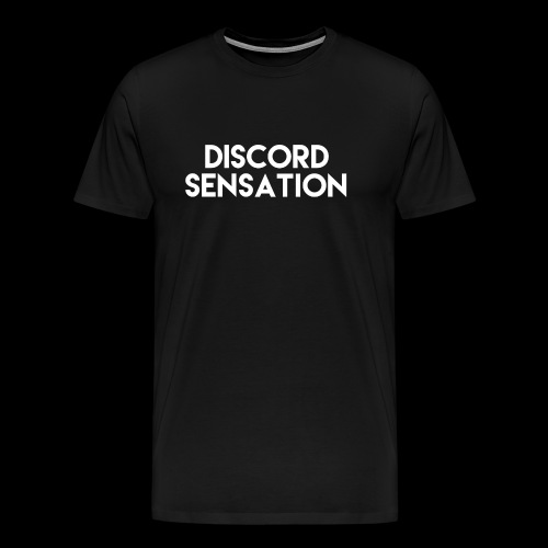 Discord Sensation - Men's Premium T-Shirt