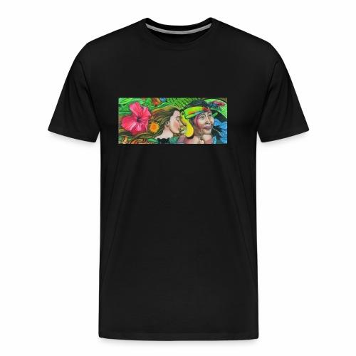 Urwald1 - Männer Premium T-Shirt