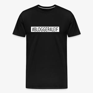 #Blogger4leif - Herre premium T-shirt