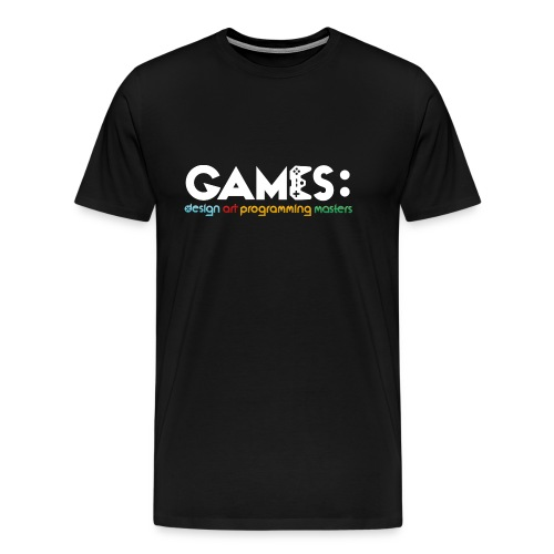 GAMES:ALL - Men's Premium T-Shirt