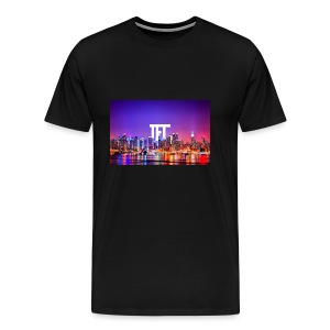 TheFlexTerms City Design - Mannen Premium T-shirt