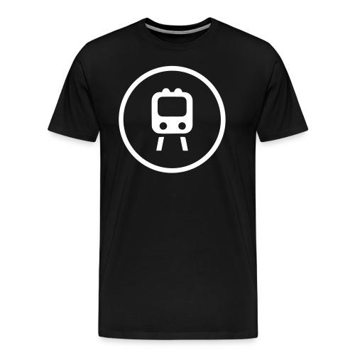 TRAINS 3 - Men's Premium T-Shirt