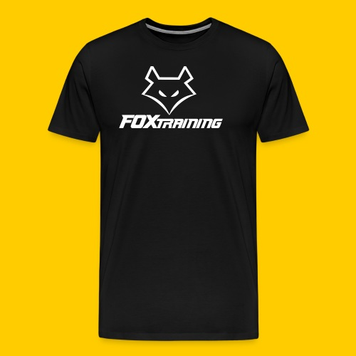 FOX Essential - Mannen Premium T-shirt