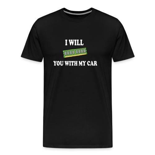 RAMMING - Men's Premium T-Shirt