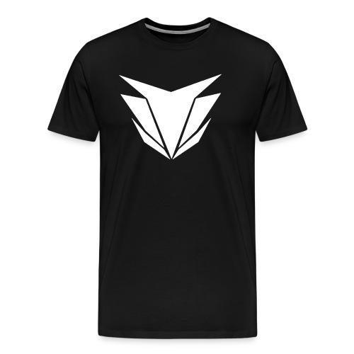 Pentagon Weiß - Männer Premium T-Shirt