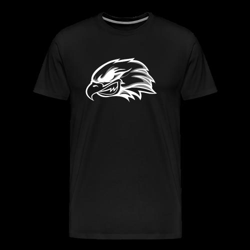 EH Frame White - Männer Premium T-Shirt