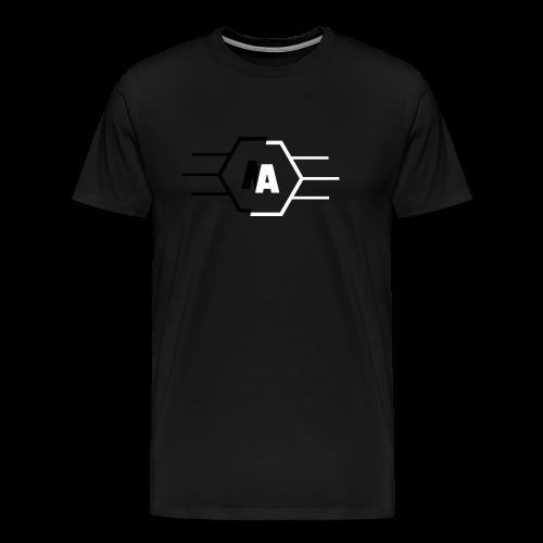 Shift logo - Männer Premium T-Shirt
