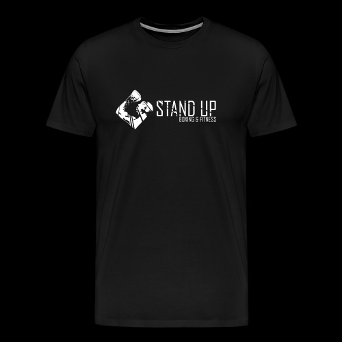 Stand Up Boxing & Fitness - Men's Premium T-Shirt