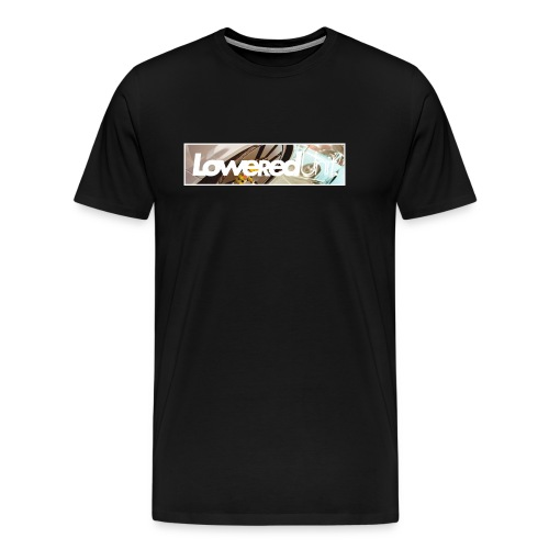 Loweredunit. Reflection - Männer Premium T-Shirt
