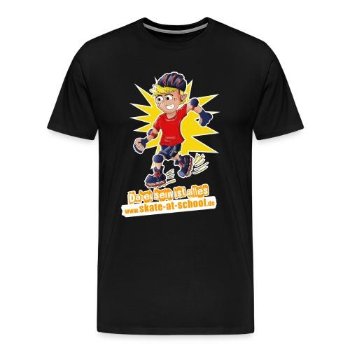 Dabei sein ist alles - Junge - Männer Premium T-Shirt