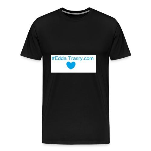 eddatrasgry - Maglietta Premium da uomo