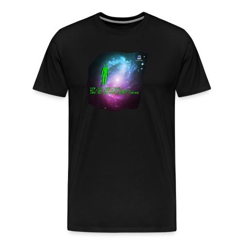 player_start - Herre premium T-shirt