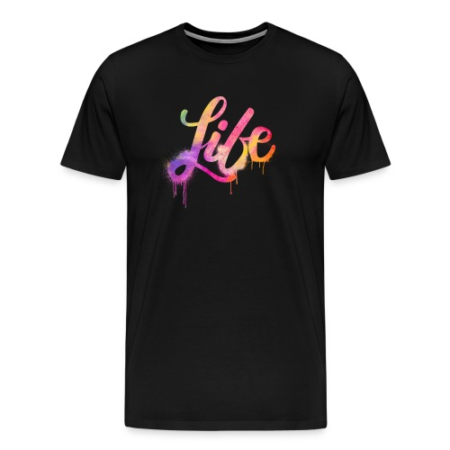 life - Maglietta Premium da uomo