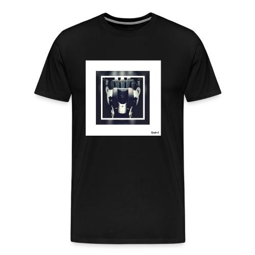 OneMic Konstwerk - Männer Premium T-Shirt