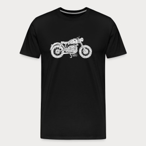 Moto 2 • Under my skin • - T-shirt Premium Homme