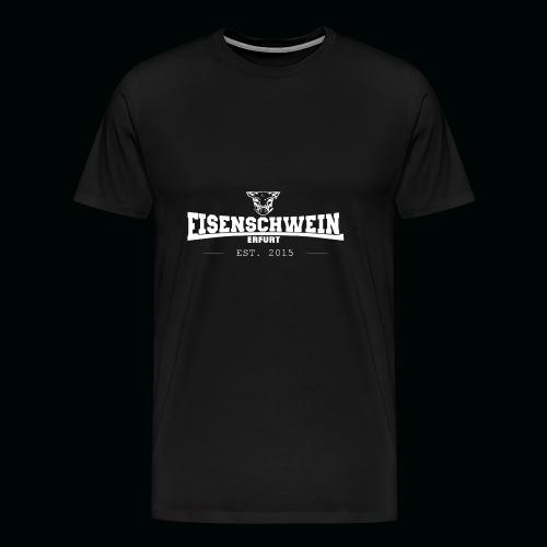 Eisenschwein Streetwear - Männer Premium T-Shirt