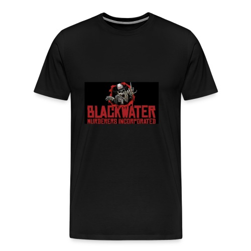 BLACKWATER MURDERS INCORPORATED - Men's Premium T-Shirt