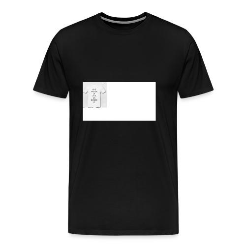 SPREAD - Maglietta Premium da uomo