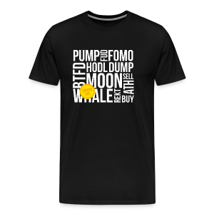 Crypto Life - Men's Premium T-Shirt