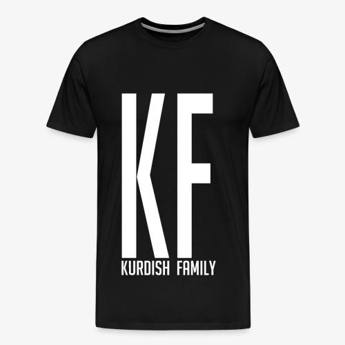 Kurdish Family - Männer Premium T-Shirt