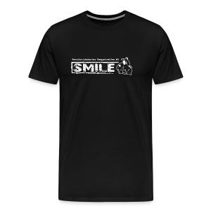 Offizielles SMILE-Shirt 2018 - Männer Premium T-Shirt