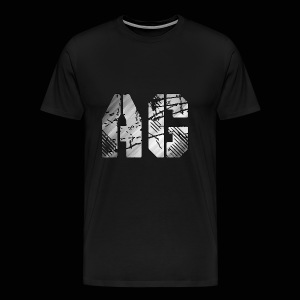 AG logo - Men's Premium T-Shirt