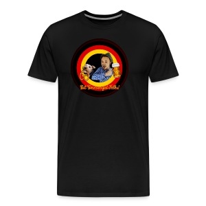Get Germanized Looney - Männer Premium T-Shirt