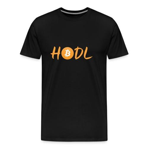 #HODL - Männer Premium T-Shirt