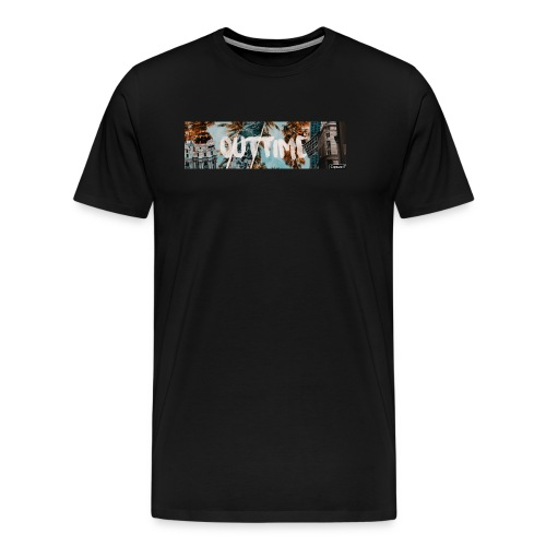 OutTime Capture IT Merch design - Männer Premium T-Shirt