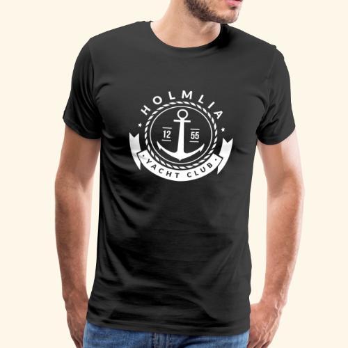 Til kapteinen i deg! - Premium T-skjorte for menn