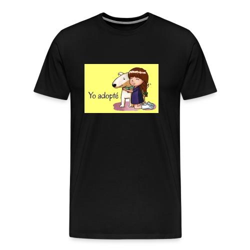 FELICIDAD SIN MEDIDA - Camiseta premium hombre