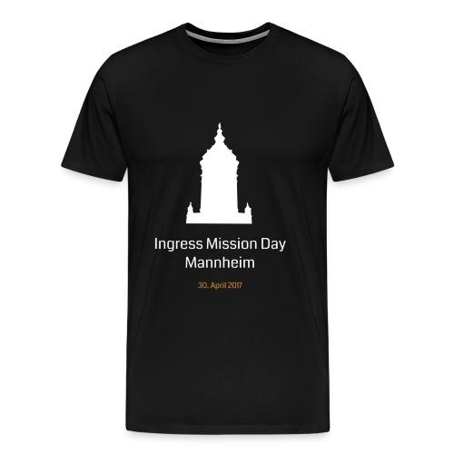 Mission Day Mannheim WT weiss - Männer Premium T-Shirt